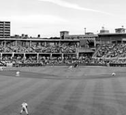 The Erie Seawolves' Jerry Uht Field