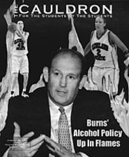 The January 28 Cauldron left Coach Burns fuming.
