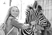 The kid wants to ride, the zebra wants to run -- - viewers just wanna stay awake.