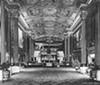The lobby of the Ohio Theatre, 1921.