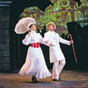 The Magical Babysitter is Back in Mary Poppins at Beck Center