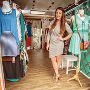 The Mobile Fashionista: Caroline Dengel