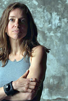 The Mother of Invention: Singer-Guitarist Ani DiFranco Enters a 'New Era' with Allergic to Water