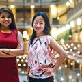 The Networkers: Jennifer Luu and Rachael Ng