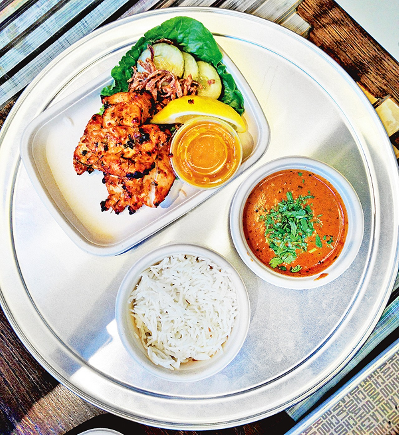 The New Indian: Choolaah Indian BBQ Aims to Reframe the Cuisine in ...