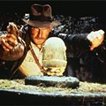 The first three Indiana Jones movies top this week's pop-culture picks