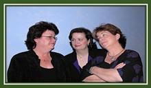 The Oh! Sullivans: Kathy, Peggy, & Teri