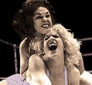 The original gorgeous ladies of wrestling hammer it home - on a new DVD.