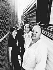 The Pixie dust is working: Good things are happening - for Frank Black (front) and company.