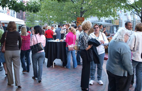 Friday, September 6: The Playhouse Square District Block Party Returns for Another Year