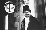 The play's the thing: Jim Broadbent as writer W.S. Gilbert.