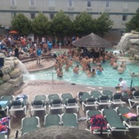 Scenes From Put-In-Bay The pool bar with several reported druggings this summer Doug Brown, Cleveland Scene