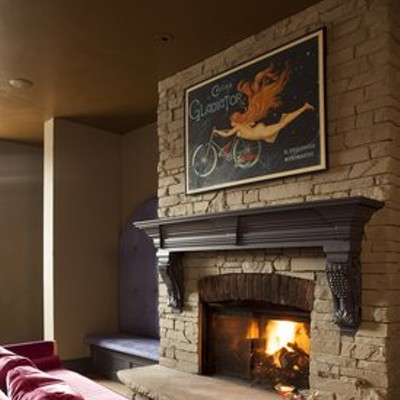 Cozy Up: 11 Cleveland Bars and Restaurants With Fireplaces