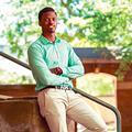The Reluctant Scholar: Jeshaune Jackson