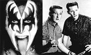 The Rock Hall ignored Kiss once again, but it did nominate  the Ventures, who were '50s crooners apparently fond of  the Middle School Science Teacher Look. - GETTY IMAGES