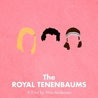 30 Incredible Movie Poster Recreations From Your Favorite Hollywood Hits The Royal Tenenbaums by Chay Lazaro Photo Courtesy of Matthew Chojnacki