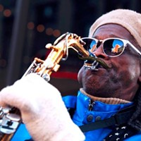 Our Movember Wish List The Sax Man Photo Courtesy of NBA.com