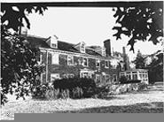 The Taylor mansion is scheduled to be razed later this month. - WALTER  NOVAK
