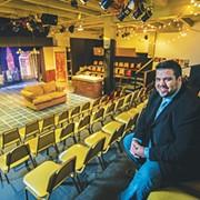 The Theater Maker: Patrick Ciamacco