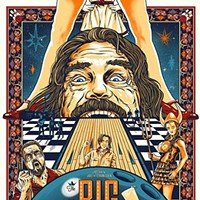 10 Things Going on in Cleveland this Weekend (December 6-8) The ultimate cult movie for Cleveland's ultimate cult movie series! Jeff Bridges, at his finest, portrays The Dude in The Big Lebowski, a Coen brothers' movie about a stoner mistaken for a millionaire, his ruined rug and the bowling buddies he enlists to help seek restitution. This one's a '90s classic that you probably watched in college a few times when nothing else was going on. It features some fine work by Coen standbys John Goodman, Steve Buscemi and John Turturro in supporting roles. Bridges won an Oscar for his performance in Crazy Heart, but he'll always be most remembered for his exquisite turn as Lebowski. It screens at midnight tonight at the Cedar Lee Theatre. Tickets are $5. (Allard) Photo Courtesy of Animal Collective, Facebook