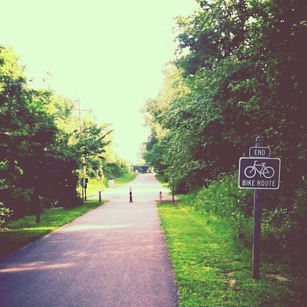 Westerville Bike Paths