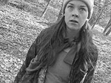 The witch hunters: Heather Donahue.