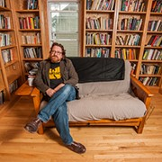 The Writer: Dan Chaon