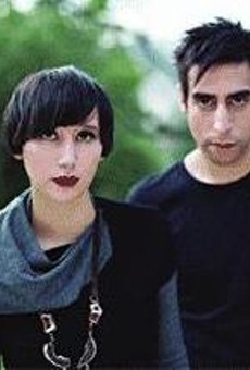 The Yeah Yeah Yeahs show their bones -- and disdain for exact grammar -- at every opportunity.