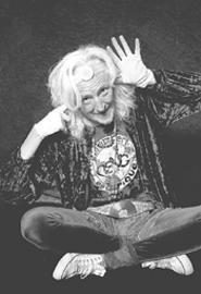 There's no such thing as a mistake for Daevid Allen.