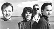 They're roughly twice as wide now: The Pixies, way - back when.