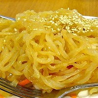 9 Wild Cleveland Eats for the Adventurous Local Foodie This Asiatown cornerstone serves something you don't see everyday - cold jellyfish! Like a bowl of aquatic spaghetti, the jellyfish is tossed with sesame seeds and pickled vegetables.  You be the judge. Photo via Yelp