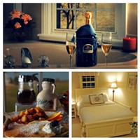 6 Northeast Ohio Bed and Breakfasts That You Absolutely Can't Miss Out On This B&B is settled right on Lake Erie and right in the middle of Northeast Ohio's Wine Country. It's the perfect place to enjoy sunsets, be pampered at the spa, and sip on wine in their tasting room.http://www.thelakehouseinn.com/