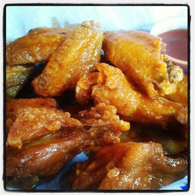 The 10 Best Chicken Wings in Cleveland