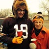 Those faces. #browns #tailgating #cleveland