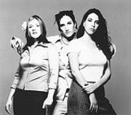 Three amigos: Jill Cunniff, Kate Schellenbach, and Gabby Glaser (from left) of Luscious Jackson.