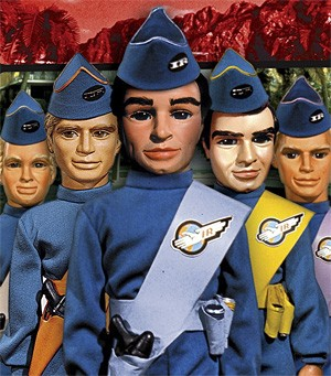 Thunderbirds: Stiff acting all around.