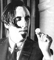Timothy Carey contemplates his Rosebud in the - long-lost cult flick The World's Greatest Sinner, - showing at the Cinematheque.