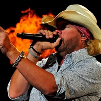 Toby Keith at Blossom