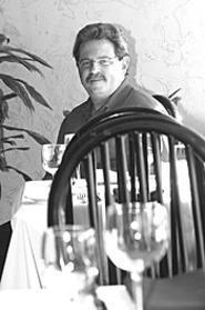 Tony Cioletti, Portofino's genial - software-exec-turned-host. - WALTER  NOVAK