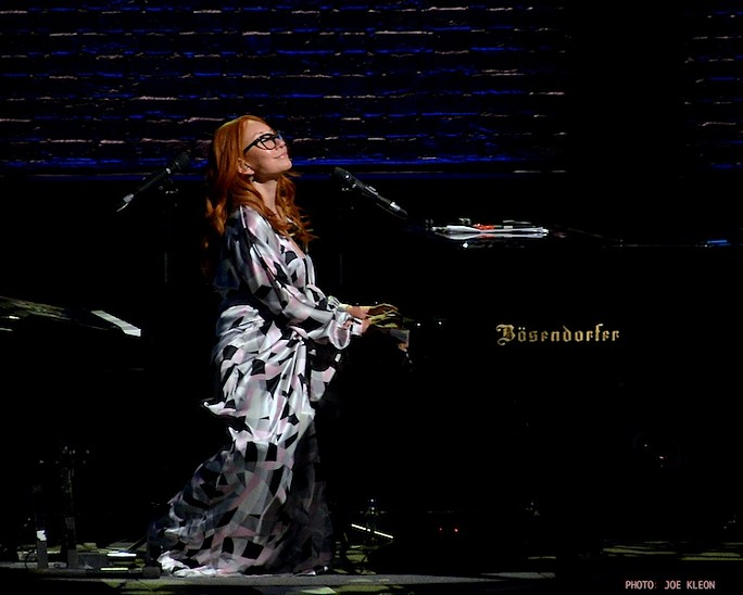 Tori Amos Performing at Cain Park