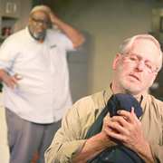 Train to Desperation: The Emotionless Journey of Cormac McCarthy's The Sunset Limited at None Too Fragile Theater