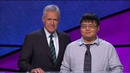 Trebek and Chu