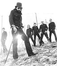 Turbonegro: The self-proclaimed Siegfried and Roy of - rock and roll.