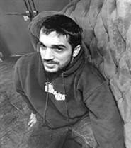Tyler Lombardo: Making Lakewood safe for hip-hop. - WALTER  NOVAK