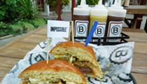 'This is a Game-Changer' Michael Symon says of Impossible Burger, Now Offered at B Spot