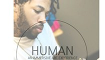 Human: An Immersive Arts Experience Takes Place Tonight at Lab Studios by GLO