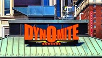 DYNOMITE Burgers Opens in US Bank Plaza for Summer Season
