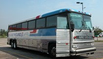 Greyhound Bus Leaves Cleveland for New York, Makes it to Pennsylvania and Lands in Toledo