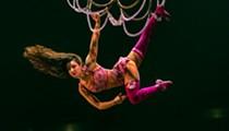 The Q to Host the Cirque du Soleil Show 'Corteo' in November