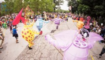 What You Need to Know About Saturday's Annual Parade the Circle Event